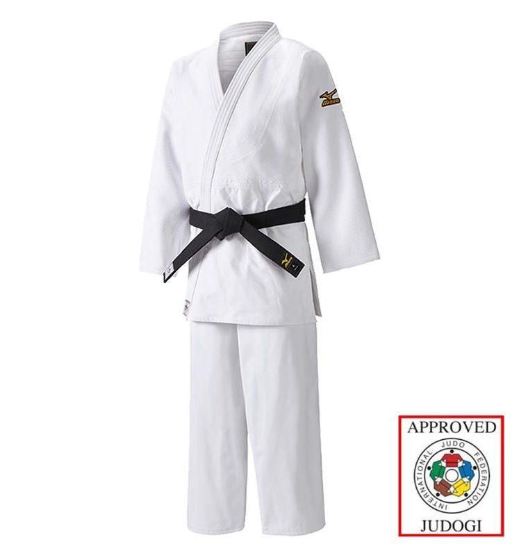 Mizuno Judo FIJ Yusho Blanc